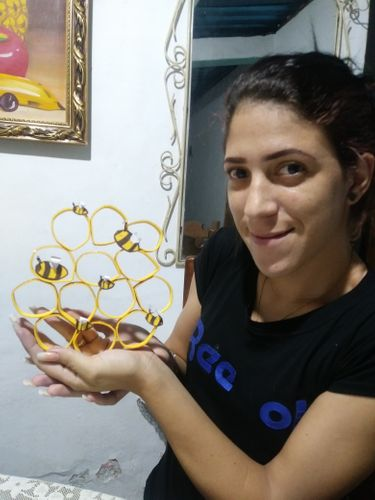 Hermoso Panal de abejas/beautiful honeycomb