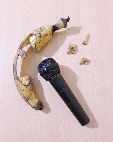 Arte con plátanos/ fin de semana divertido