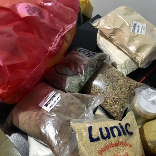 Shopping for my posts and recipes (II) - (English - Español)