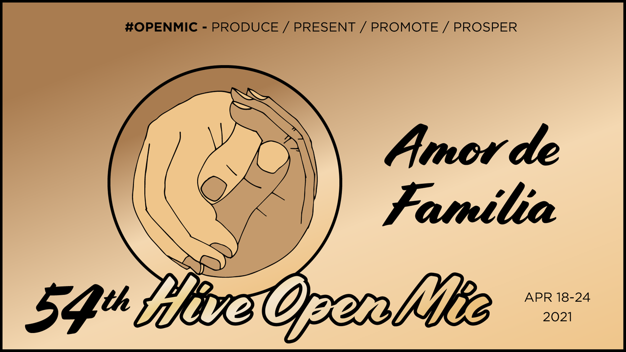 Week 54 Theme: Amor de Familia
