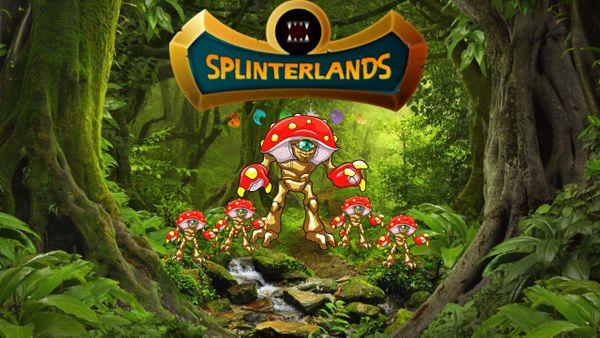 Playing with the Mushroom Seer | My Splinterlands Battle story