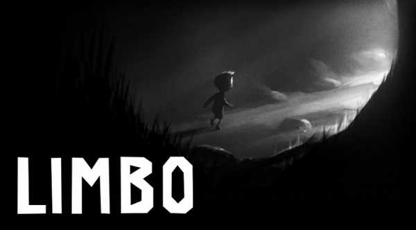 Limbo:  Terrifying and fun game that is just a little bit too difficult