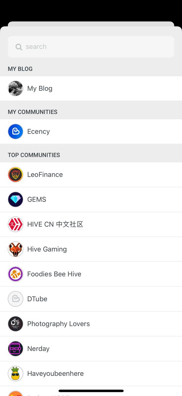ecency-post-into-community-hive