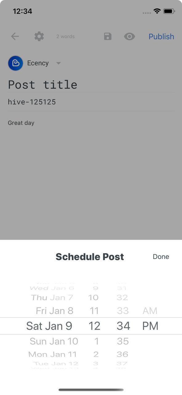 scheduling-post-ecency-hive