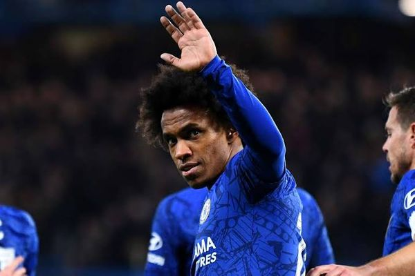 The Sour Ending To Willian Borges' Chelsea's FC Career; What Could Have Gone Wrong?