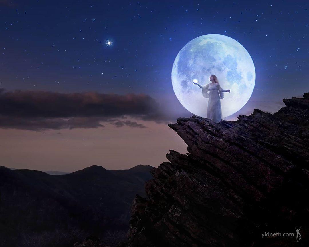 moon goddess Cynthia Diana Artemis _ Priscilla Hernandez.jpg