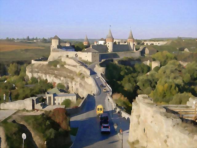 Kamyanets-Podilsky fortress.jpg