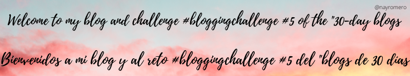 Welcome to my blog and challenge #bloggingchallenge #5 of the _30-day blogs (3).png