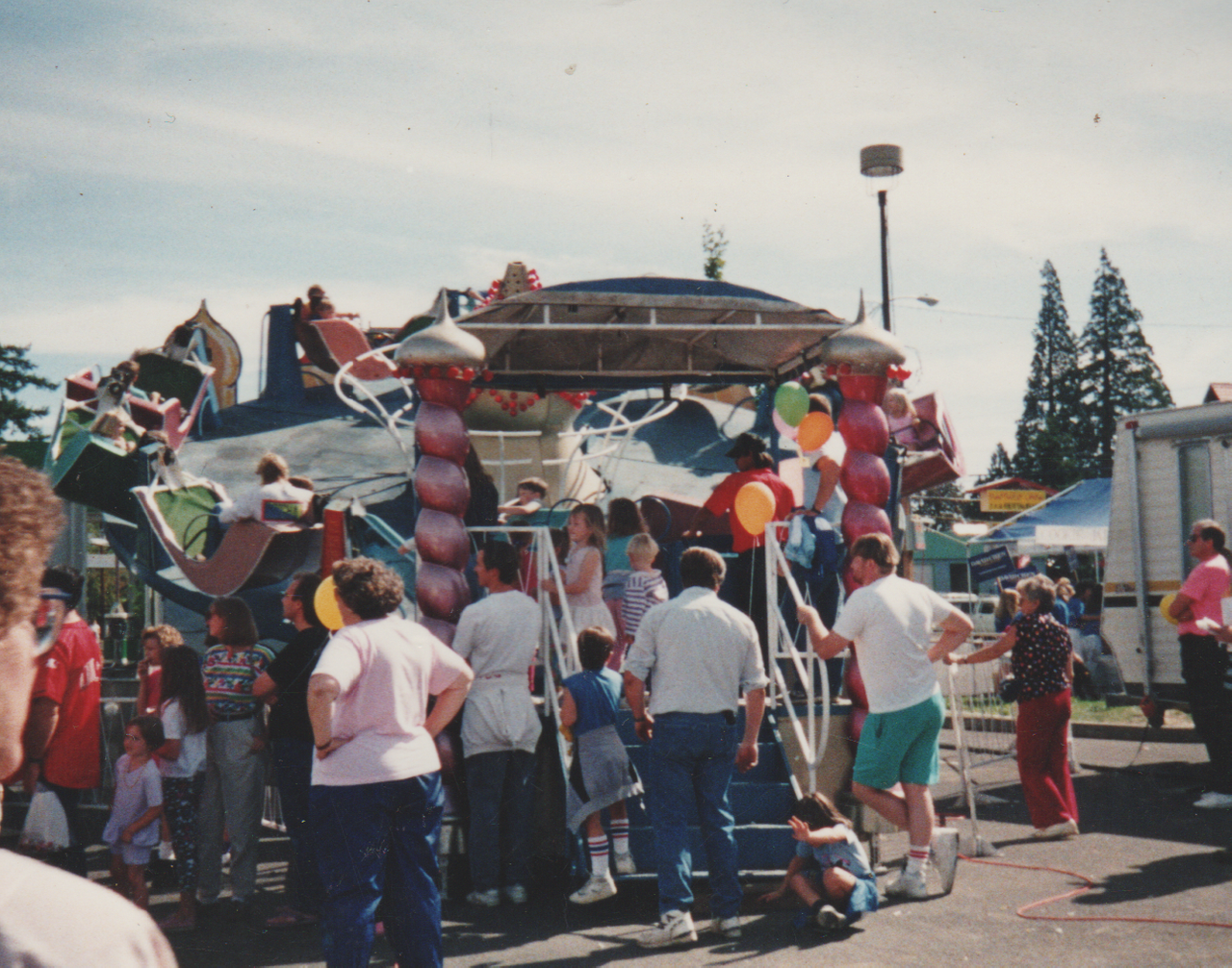 1992-09 - Fair in Forest Grove, parade, rides, Katie, Rick, Joey, Crystal, by Marilyn-09.png
