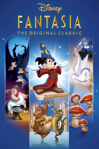 Disney's Fantasia (1940)