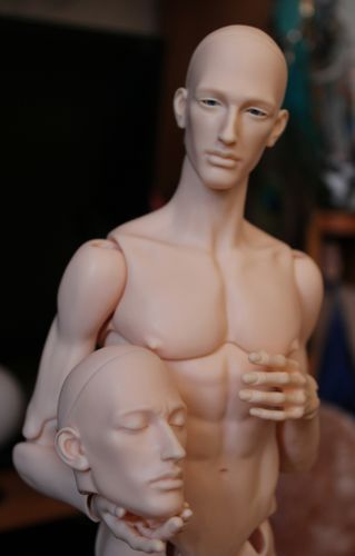 several custom dolls to the collection. But how will they be ready.