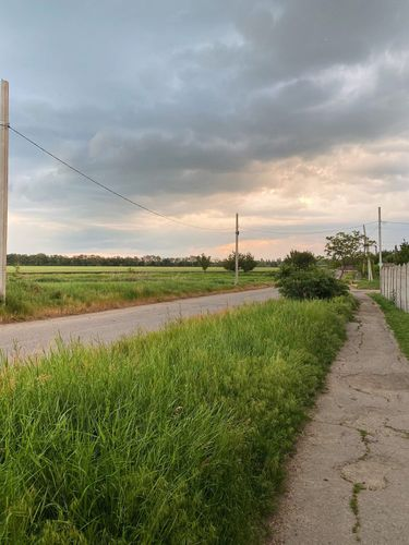 Beautiful sky 🌌. Walking the dog 🐕.