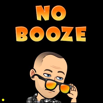 no booze (bitmoji)