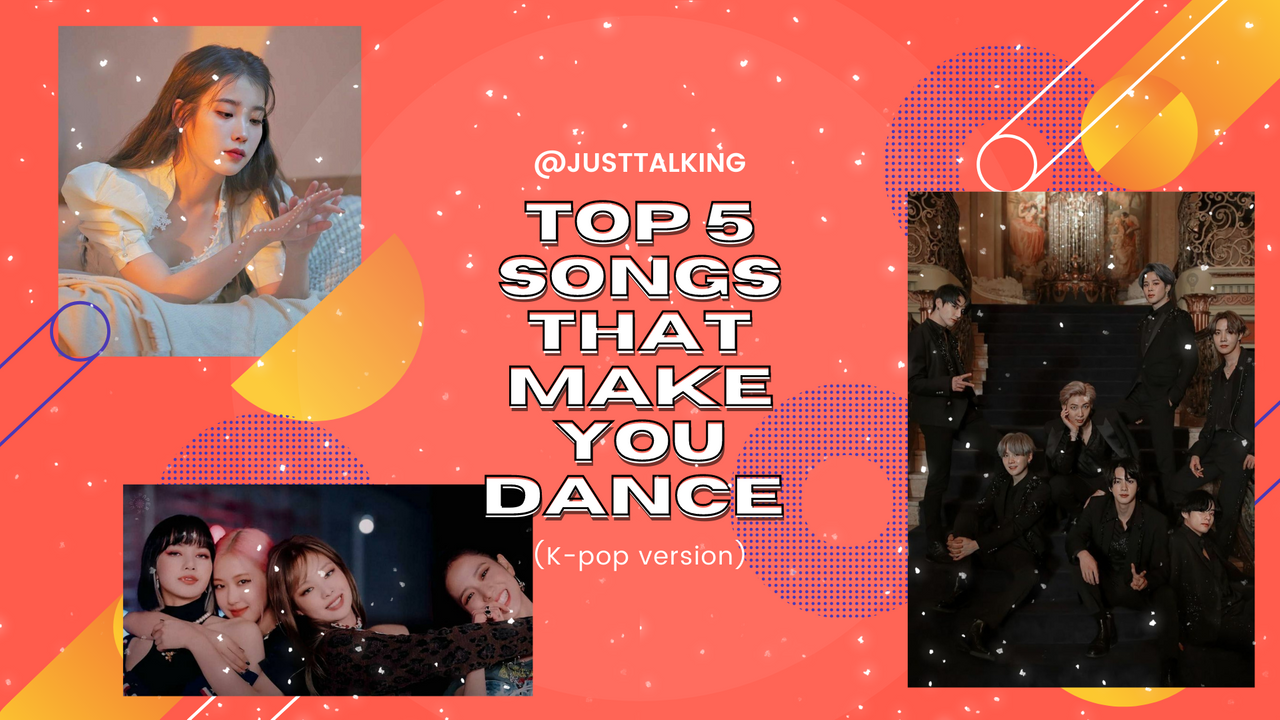 Top 5 songs that make you dance.png