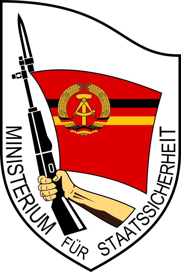 Stasi logo