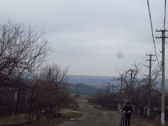 The outskirts of the city of Podolsk (Kotovsk), Odessa region