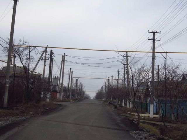 Central ulua of the Komsomolskaya microdistrict (Podolsk, Odessa region, Ukraine)