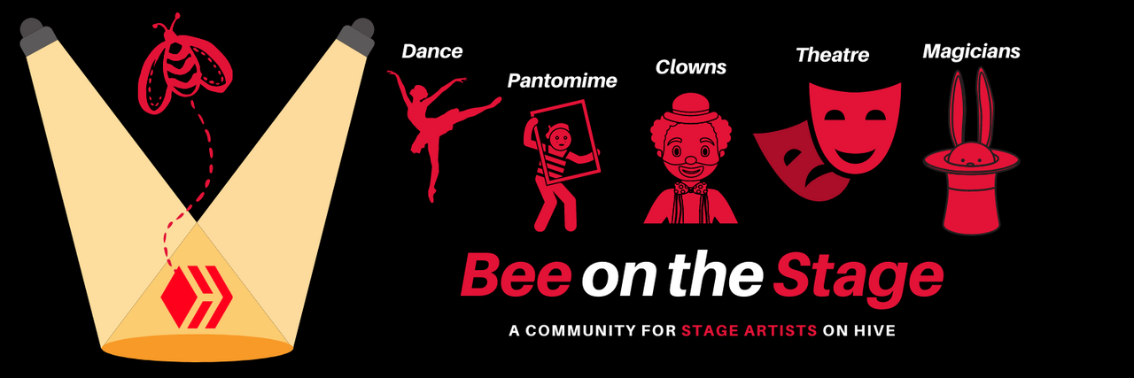 Bee on the Stage Banner 2.png