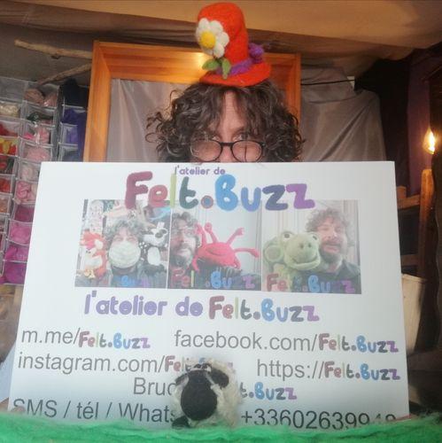 It's Sunday 13th June 2021! What's happening chez felt.buzz today?