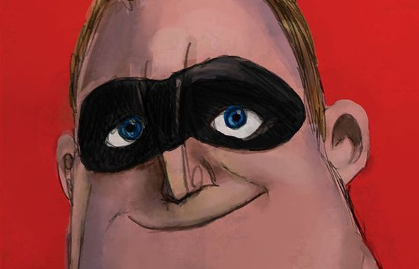 Mr. Incredible - 2d