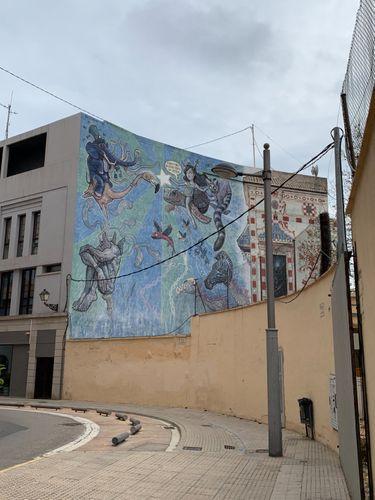 Street Art in Gandía