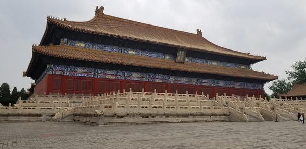 2元参观古建筑:太庙