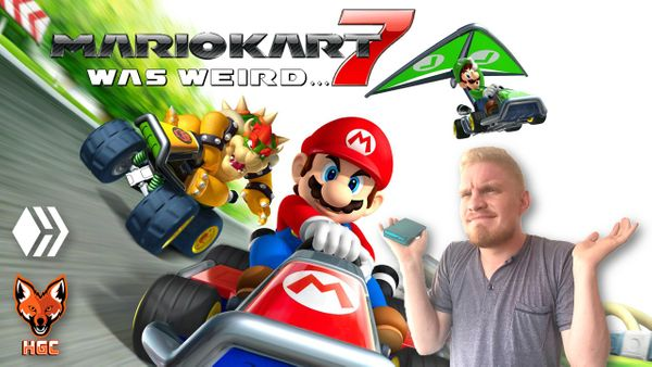 Mario Kart 7 was weird. | Review / Opinion [ENG/ESP]