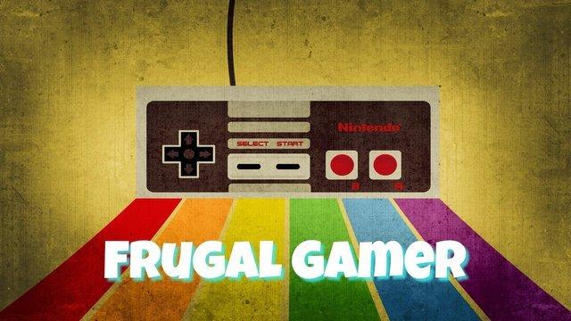 Frugal Gamer Logo