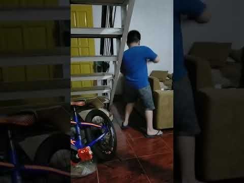 My  Nephew's Secret Funny Dance