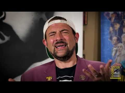 Kevin Smith's Comic-Con Panel Features His Trailer For KILLROY WAS HERE and There's a MALLRATS Sequel Update ヽ(^O^)ノ