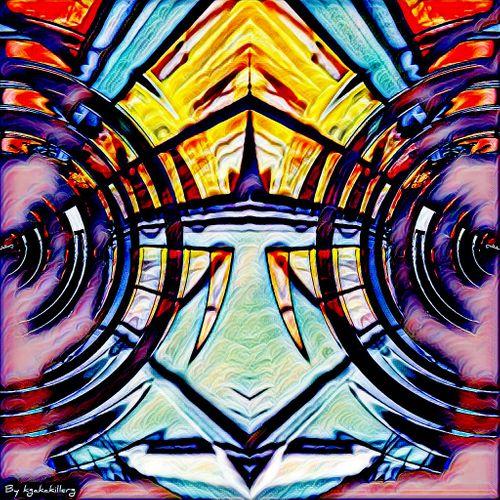 Beautiful Colourful unique digitalart creations enjoy 🔥🔥🔥