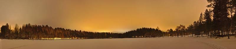 Nights in Tikkakoski