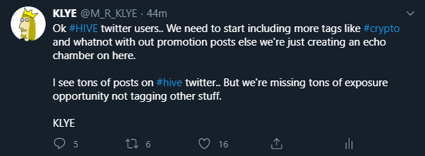 HIVE Twitter Users Need to Remember This Neat Trick!