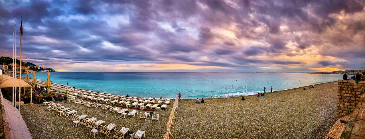 Côte d'Azur Panorama