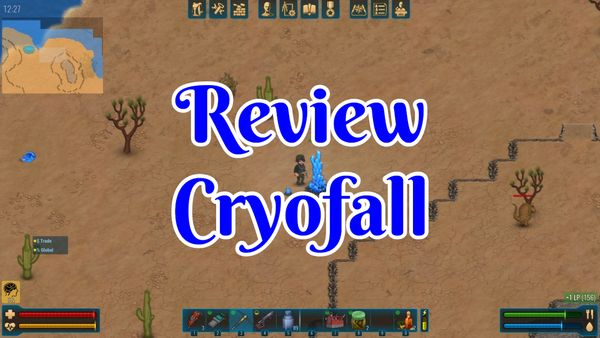 Review | Cryofall