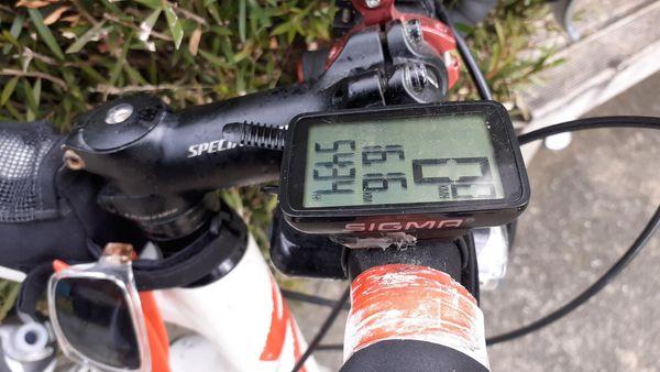 Mid-day Summit Ride