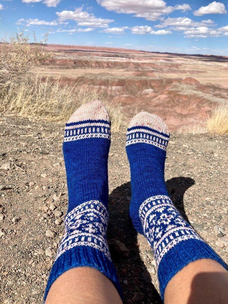 Painted Desert Sock.jpg