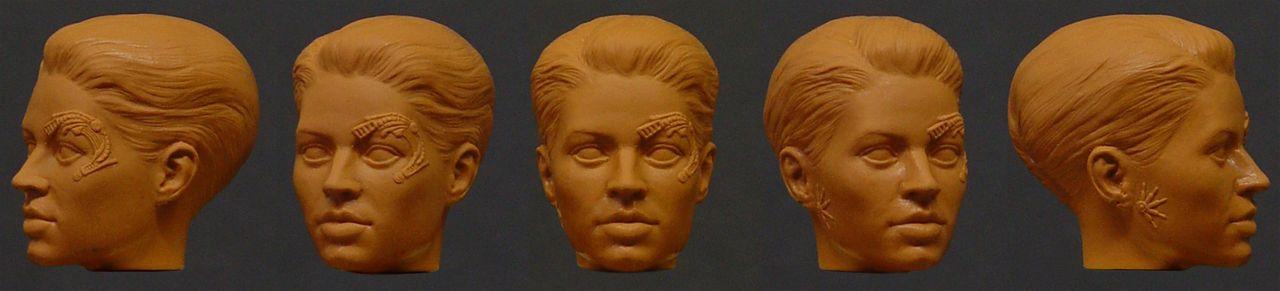 7 of 9 sculpt turnaround
