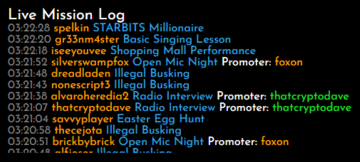 Rising Star Music Promoter Mission Board - www.risingstargame.com.png