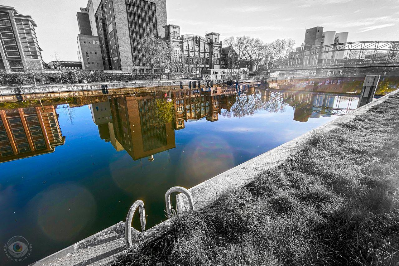 HKW Charlottenburg Reflection