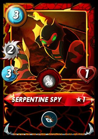 Serpentine Spy