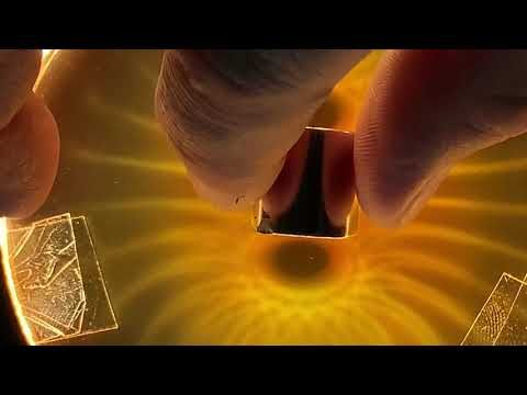 An interesting video on the subject of gravity/magnetism I wanted to share.