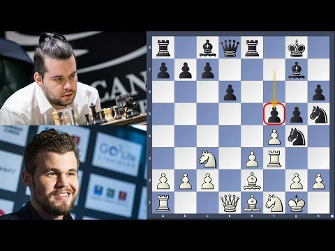 A position with one result || Carlsen vs Nepomniachtchi || Chess24 Legends of Chess Final Day 2 2020