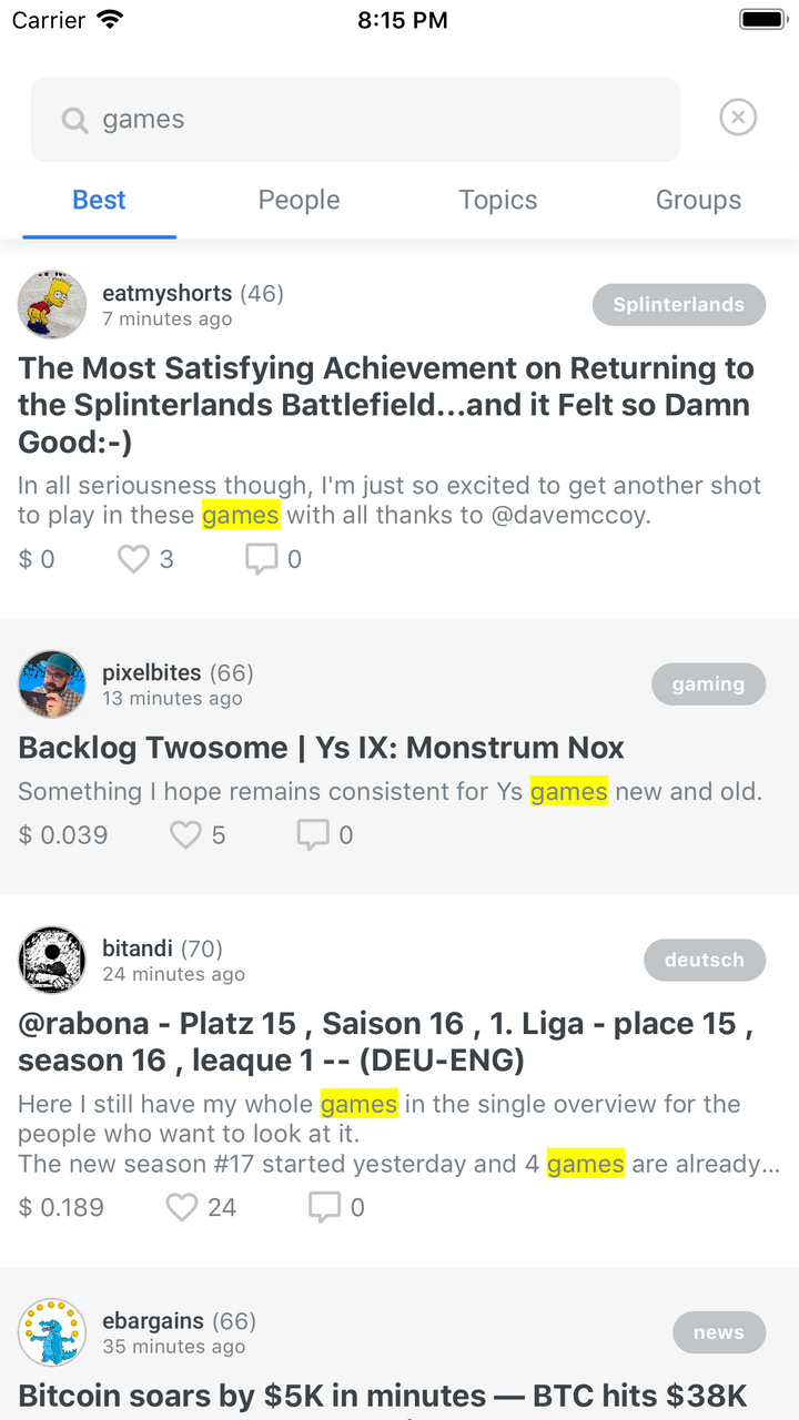 best-posts-searching