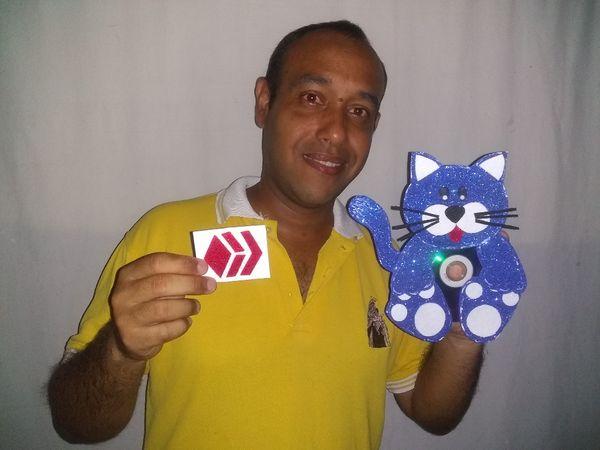 [ENG|ESP] 😸♻️Elaboration of a cat with useful materials. | Elaboración de un gato con materiales de provechos.♻️😸