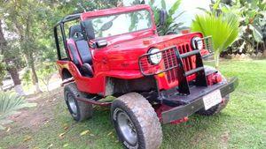 Grandfather's Jeep  - Jeep  del abuelo