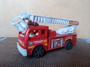 Camion de bomberos - Fire truck