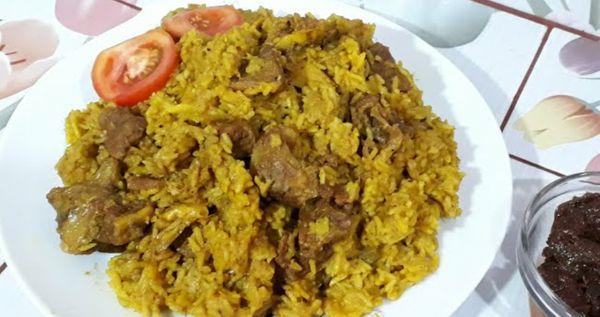 Beef Vuna Khichuri 🍚