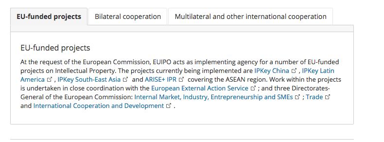 euipo website