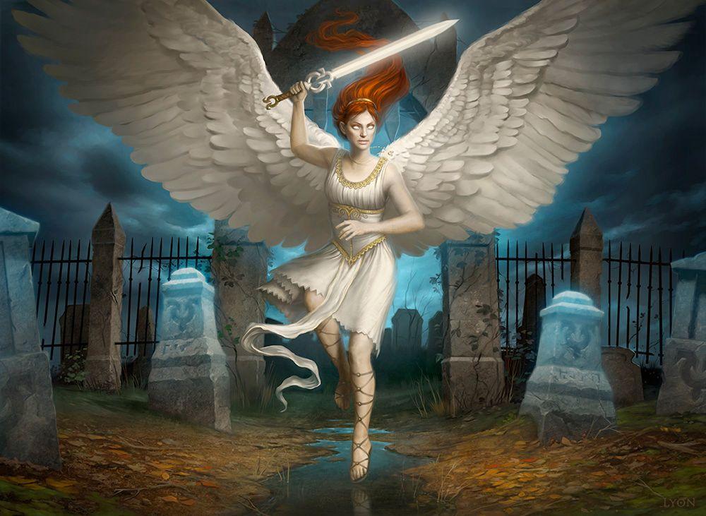 Angel of Finality by Howard Lyon.jpg